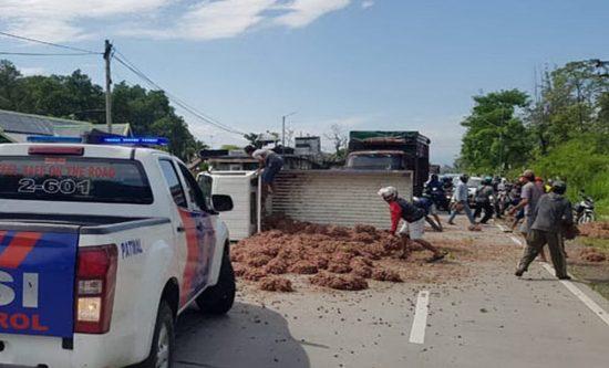 Selama PPKM, Angka Kecelakaan di Probolinggo Turun, Tercatat Ada 77 Kasus
