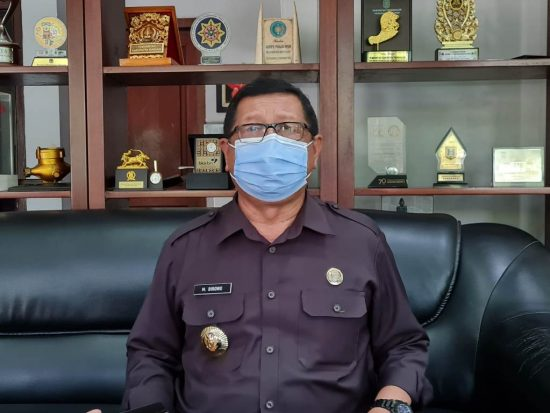 Warga Tervaksin Minim, Kabupaten Tulungagung Masih PPKM Level 3
