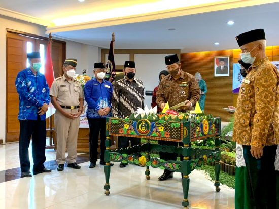 Pangdam V Berharap Pepabri Tetap Kompak dan Solid Demi Indonesia