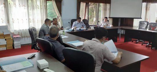Pansus IV DPRD Trenggalek Teruskan Rapat Raperda Penyertaan Modal Pendirian Perseroda