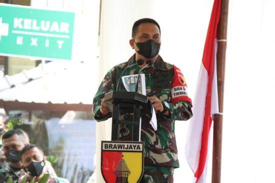 TMMD Ke-112, Kodim 0815/Mojokerto Libatkan 200 Personel TNI dan Warga