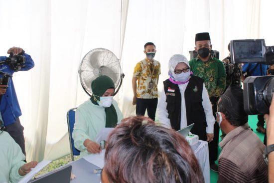 Kabupaten Jombang Masuk Level 1 pada Peta PPKM Akun Instagram Gubernur Jatim