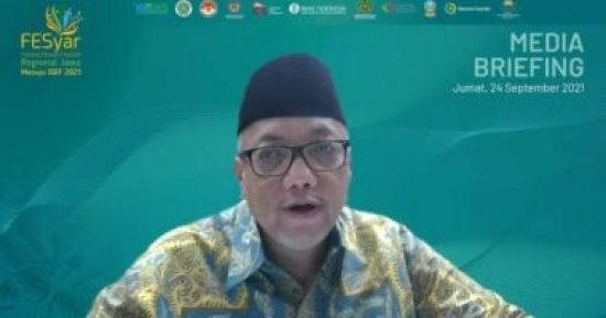 BI Regional Jatim Gelar Festival Ekonomi Syariah Regional Jawa 2021