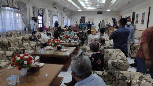 Jadikan Kabupaten Lamongan Pilot Projek Penanganan Kemiskinan Ekstrim, Tuntas 2024