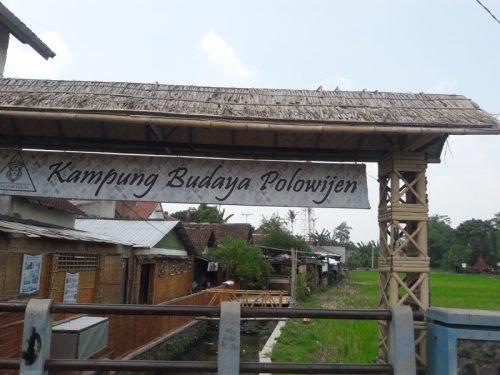 Masih PPKM Level 3, Kampung Budaya Polowijen Mulai Persiapan Beroperasi