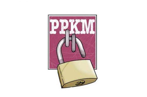 "Jaga PPKM ""Terkendali"""