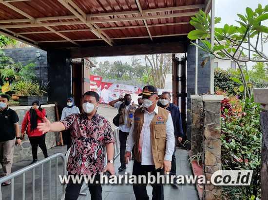 Percepat Vaksinasi, Ahmad Basarah Gelontor Ribuan Vaksin di Dapil V Malang Raya