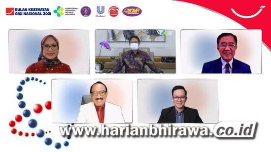 "BKGN 2021 Awali Kampanye ""Yuk #SikatGigiSekarang untuk #SenyumIndonesia"""