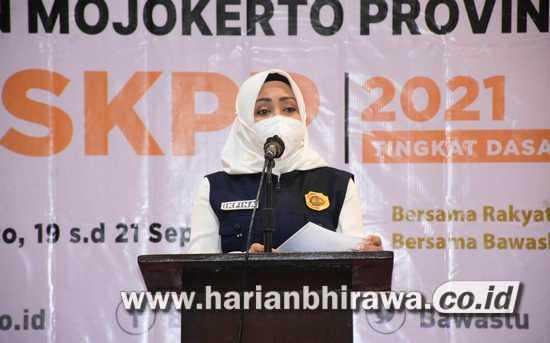 Kabupaten Mojokerto Terpilih Jadi Tempat Penyelenggaraan SKPP Bawaslu RI
