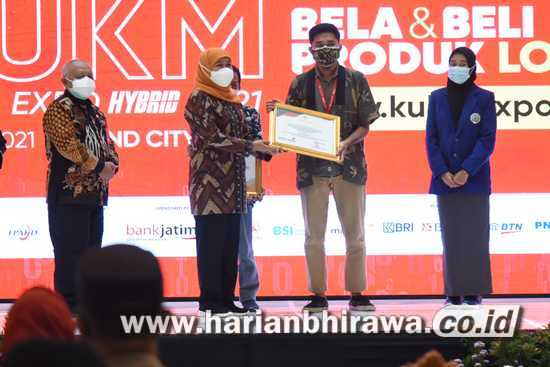 Nyawa Ganda Entrepreneur Muda Pejuang PDRB Jawa Timur