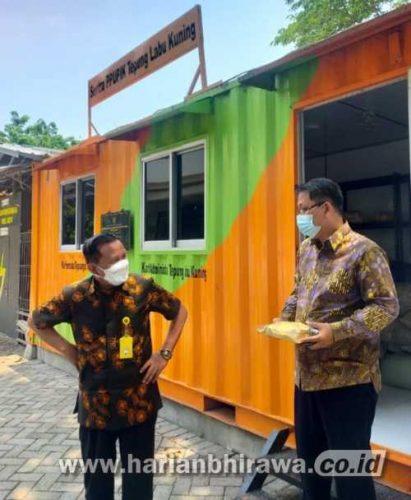 PPUPIK Tepung Labu Kuning Ubhara, Siap Marakkan Pasar di Indonesia
