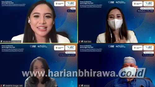 Permudah Masyarakat Indonesia Donorkan Mata, LEBJ Perluas Jaringan EDC