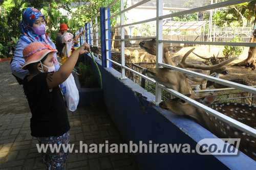 Pemkot Surabaya Buka Delapan Taman Kota dengan Prokes Ketat