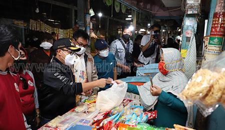 Gebrakan Gerakan Sobo Pasar ala Wali Kota Malang