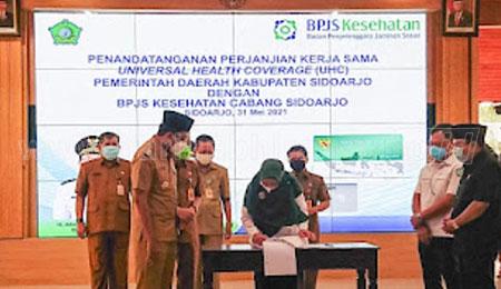 Pemerintah Kabupaten Sidoarjo Didesak Lunasi Tagihan BPJS