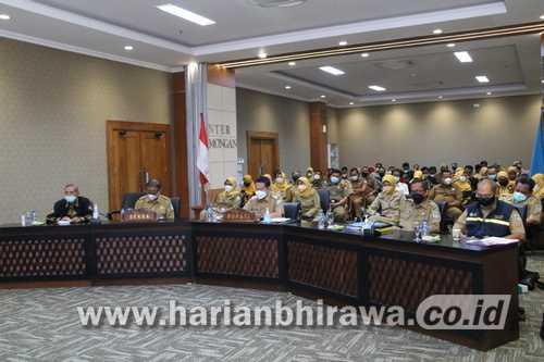 IPM Lamongan di Angka 72,58, Bentuk Capaian Program Kabupaten Sehat