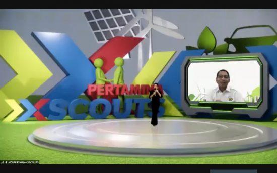 XScouts, Platform Kolaborasi Pertamina dan Startup Akselerasikan Bisnis Energi