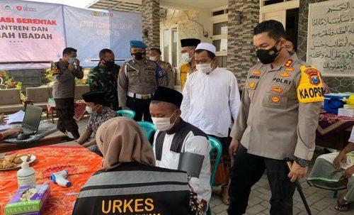 Naikkan Level Perlu Terus Sinergi Percepat Vaksinasi 13 Kecamatan di Kabupaten Probolinggo