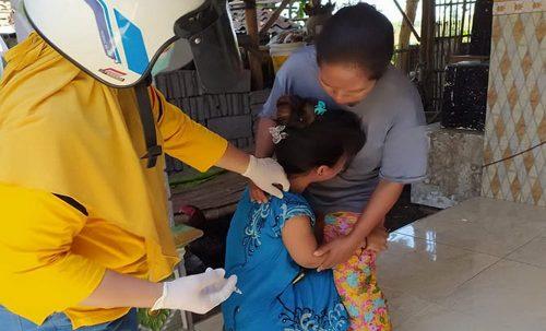 Satgas Covid-19 Kabupaten Probolinggo Kejar Target Vaksinasi Door to Door