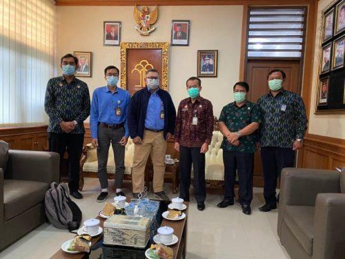 Sinergi Kanwil IV KPPU Surabaya dengan Kanwil Kemenkumham Bali