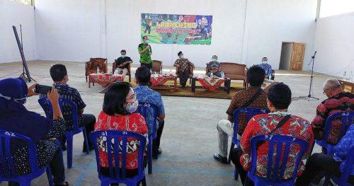 14 Desa di Kabupaten Probolinggo Komitmen Terapkan Penyaluran APBDesa Non Tunai