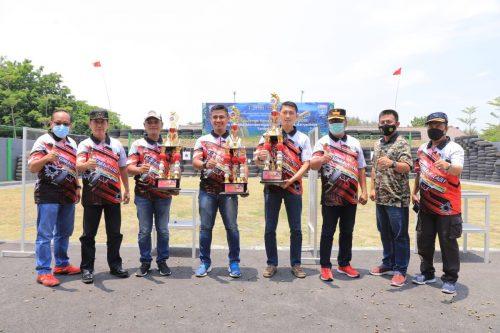 Kemenkumham Jawa Timur Gelar Lomba Tembak bagi Kalapas sampai Kakanim