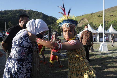 Tanggulangi Kemiskinan Ekstrim di Papua, Pemerintah Lakukan Dua Intervensi