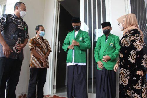 Anak Yatim Korban Covid-19 Mojowarno Jadi Santri Tambak Beras Jombang