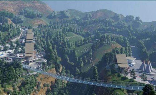 Anggarkan Rp16 M, Jembatan Kaca Seruni Point Bromo Tengger Semeru Segera Dibangun