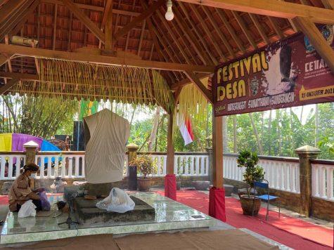 Hidupkan Wisata, DPMD Jatim Support Festival Desa di Situs Batu Tulis Tulungagung