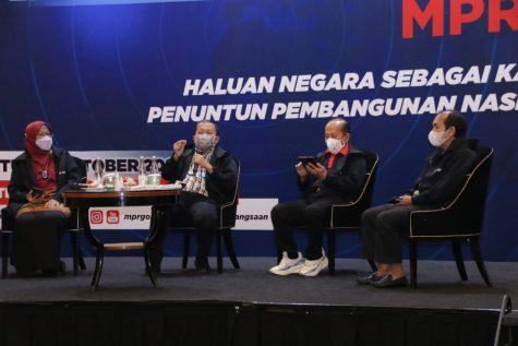PPHN Diperlukan, Syarief Hasan: Tapi Jalan Masih Terjal