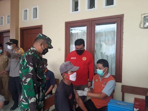 BIN Jatim Gencarkan Vaksinasi Pelajar dan Masyarakat di Kabupaten Lamongan