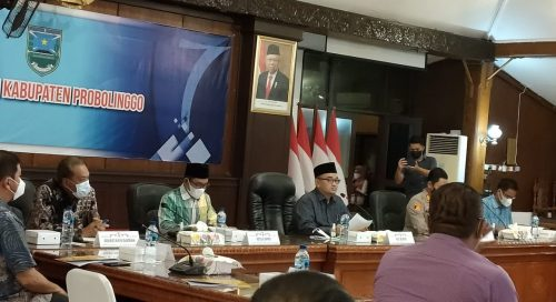 1.876 TPS Pilkades Serentak Tahap Dua di 253 Desa Kabupaten Probolinggo Butuh Rp27,4 M
