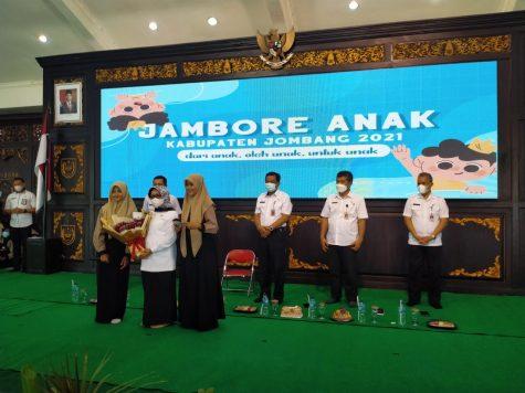 Jambore Anak Jombang Digelar sebagai Apresiasi Pemenuhan Hak Anak