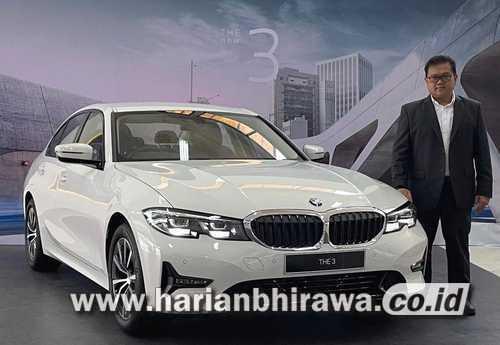 New BMW 320i Dynamic, Manjakan Pelanggan dengan Kombinasi Tampilan dan Teknologi Terbaru