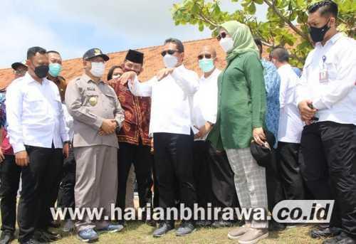 Menteri KKP Bakal Bangun Dermaga di Pantai Sine Kabupaten Tulungagung
