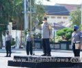 Polres Gelar Kesiapsiagaan Pengamanan Tahapan Kampanye Pilkada