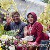 Ikfina Isteri Mustofa Kamal Pasha Bakal Running Pilbup Mojokerto 2020