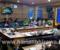 Pemerintah kabupaten Bondowoso-Bulog Gelar Rakor Bansos Beras Kemensos