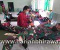 HUT TNI Ke-75, Kodim 0823 Situbondo Gelar Baksos Donor Darah