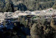 12-Foto HL–Rumah di Sukapura sering alami listrik padam karena abu vulkanik-WAP