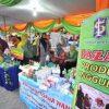 Perdana Dibuka, Warga Dukuh Menanggal Geruduk Bazar Ramadan