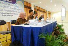 2-Sosialisasi Limbah oleh Bagian Hukum kota Surabaya di gedung Wanita (dre)