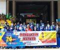 Bakti Sosial Menjadi Fokus Dies Natalis SMAN 1 Kota Kediri