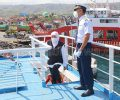Gubernur Khofifah Resmikan Dermaga Movable Bridge (MB) IV Banyuwangi