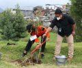 Apel Siaga Hadapi Musim Hujan, SIER Bantu Pemkot Batu Penghijauan 1.000 Pohon