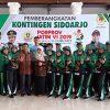 30 Siswa SMK Antartika 2 Siap Berlaga di Porprov