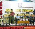 Panitia Pilkades Gelar Kampaye Terbuka Prajekan Lor Bondowoso