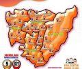 Kota Pasuruan Masuk Zona Orange, Masyarakat Diminta Tetap Patuh Prokes