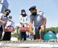Kemenkumham Jatim Peringati HDKD dengan Ziarah dan Tabur Bunga